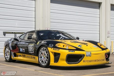 2001 Ferrari 360 Challenge Race Car for sale