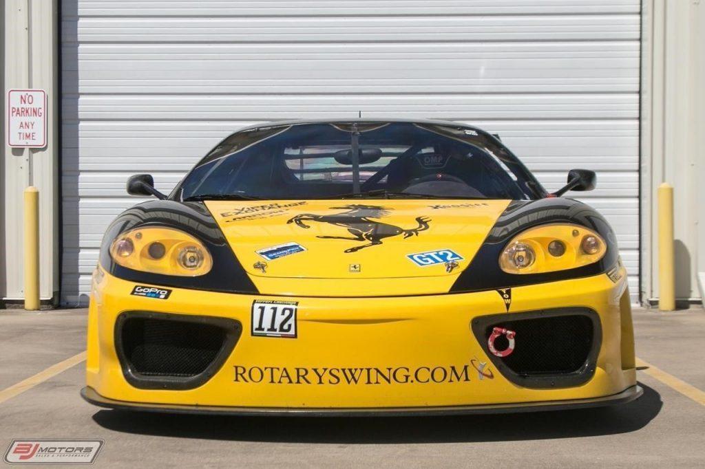 2001 Ferrari 360 Challenge Race Car